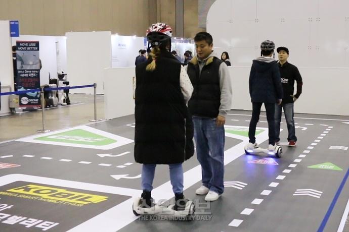 [동영상뉴스] 스마트이동수단 '한눈에', 해결해야 할 문제도 '산적'