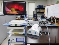 형광 복강경 복합광원장치 기술 개발
