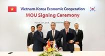 두산중공업, 해상풍력 실증단지·베트남 풍력단지 개발 협약 잇따라 체결