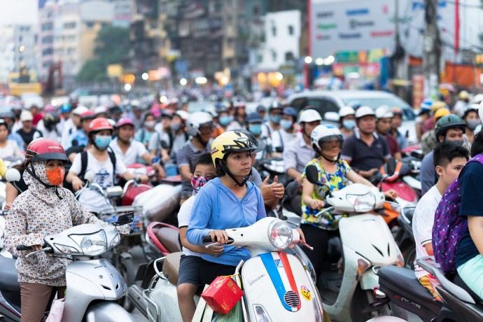 한국 2대 수출국으로 떠오른 베트남, 신남방 정책 핵심국 기대