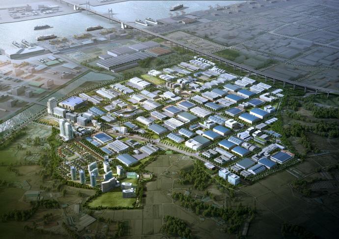 황해경제자유구역 평택BIX, 외국인투자유치 지원사업 선정