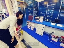 [오토메이션월드 2018] 첨단기술 집약된 산업용 SSD·임베디즈 제품 '모여라'