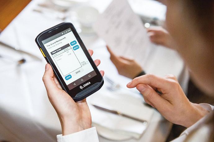 지브라 테크놀로지스, 기업용 안드로이드 스마트폰 TC20 - 다아라매거진 제품리뷰