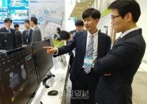 [오토메이션월드 2018] 한컴MDS, IIoT 플랫폼 '씽스핀' 공개