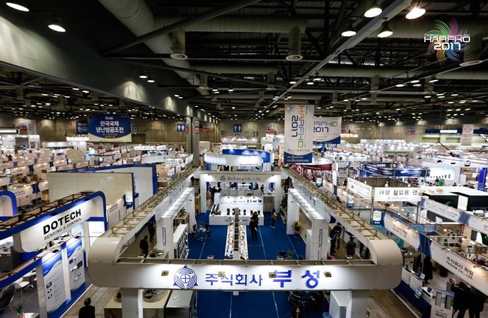 대한민국 대표 냉난방공조 전문전시회, 하프코 2019 날개짓 시작