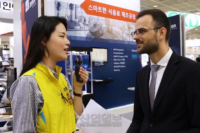 [오토메이션월드 2018] 코파데이타, 진보된 스마트팩토리 솔루션 선도 기업