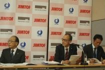 [심토스(SIMTOS)2018] 공작기계 올림픽 성화, SIMTOS에서 JIMTOF로 전달