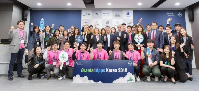 KOTRA-바이엘코리아, 디지털 헬스케어 및 스마트팜 분야 스타트업 육성