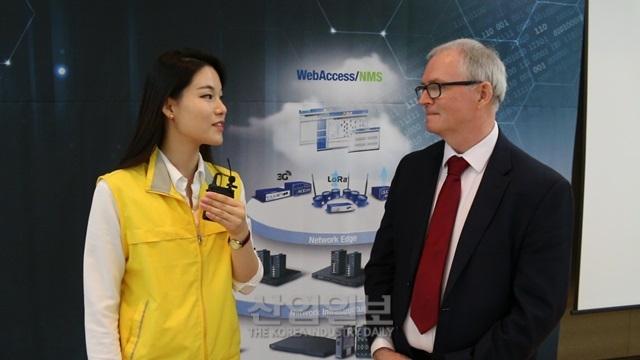 [오토메이션 월드 2018] 어드밴텍, 산업용 IoT 솔루션으로 4차 산업혁명 대응