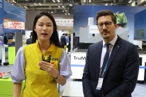 [심토스(SIMTOS) 2018] TRUMPF, 복합기술 탑재한 'TruMatic 1000 fiber'로 한국 고객 긍정적 평가 기대