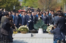 김경수 의원, 경남도지사 출마선언 선거전 본격화