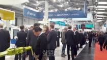 한국 부품기업, 4차 산업혁명 발원지 독일서 진검승부