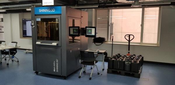 엘코퍼레이션, 서울창업허브 '핀테크랩'에 3D프린터 납품