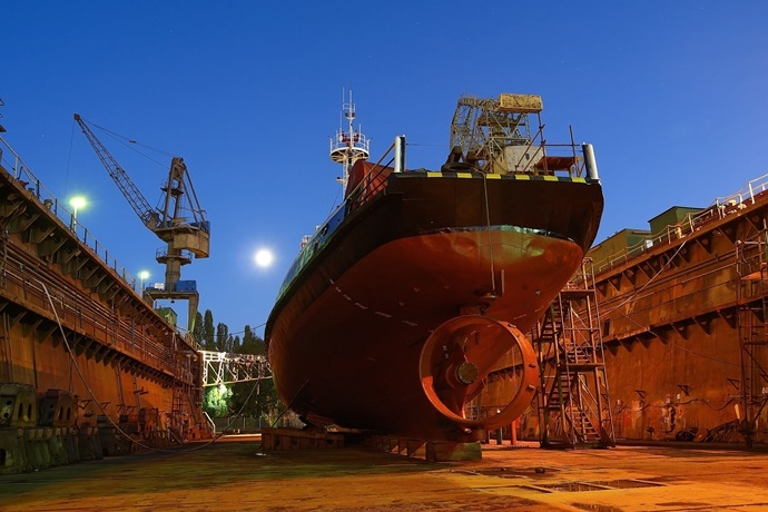 [Ship Building]현대중공업·삼성중공업·대우조선해양 등 조선 Big3, 터널의 끝에 도달했나? - 다아라매거진 매거진뉴스