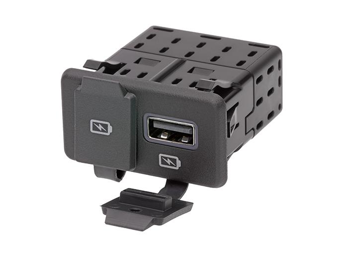 [신제품&신기술]한국몰렉스, 차량용 USB 스마트 충전 모듈 - 다아라매거진 제품리뷰