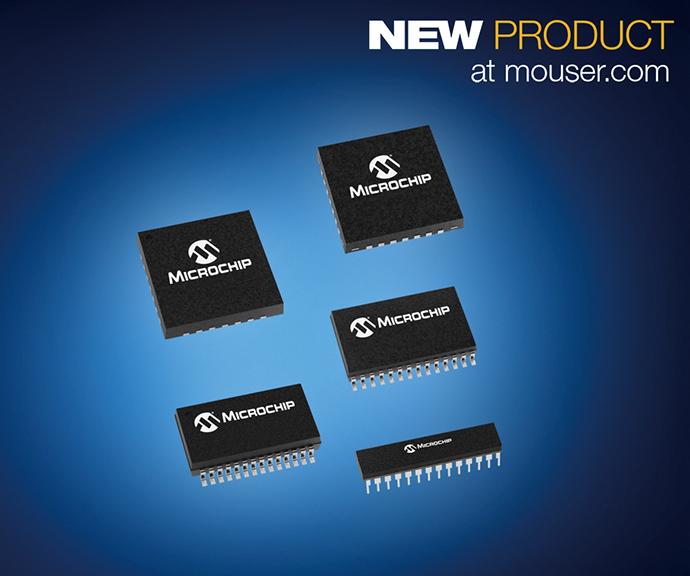 [신제품&신기술]마우저, 마이크로칩의 PIC18 K83 마이크로컨트롤러 - 다아라매거진 제품리뷰