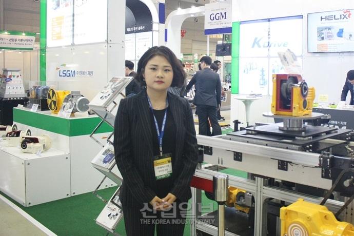 [창원 KOFAS 2018] (주)엘에스지엠, '품질'로 보수적인 제조업 진입장벽 넘어서