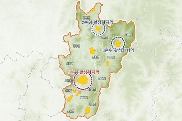 경기 북부지역 처음으로 포천 도시재생 전략계획 승인