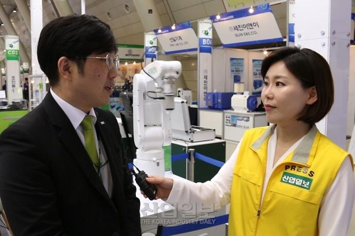 [창원 KOFAS 2018] 인류·환경에 책임 실현 '하이윈코퍼레이션'