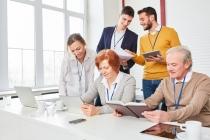 글로벌 선진기업, 시니어 직원 대상 디지털 역량 강화