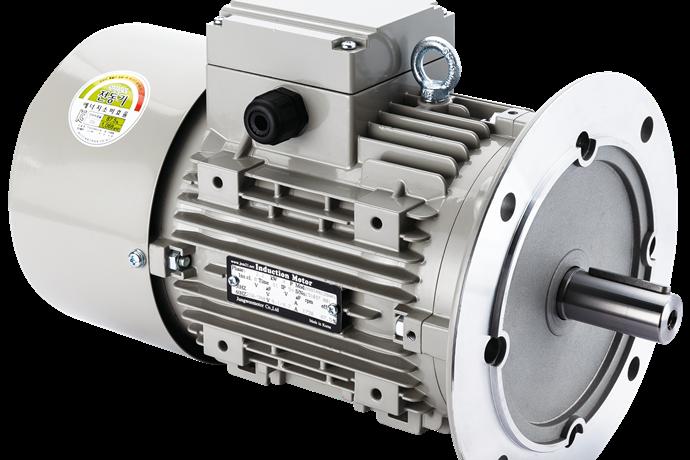 [창원KOFAS 2018]산업용모터 개발·생산하는 정우전기 - 다아라매거진 업계동향