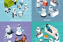 서비스 로봇 시장 2025년 천억 달러 예상
