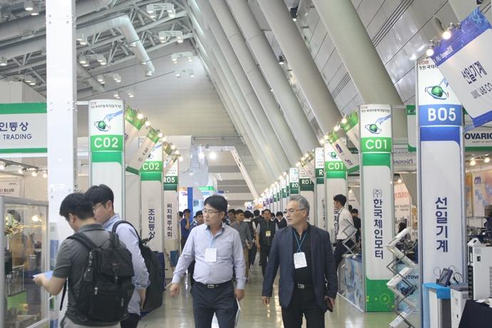 [Review]KOFAS-Changwon 2018, 기계산업의 메카 창원에서 성대하게 개최 - 다아라매거진 매거진뉴스