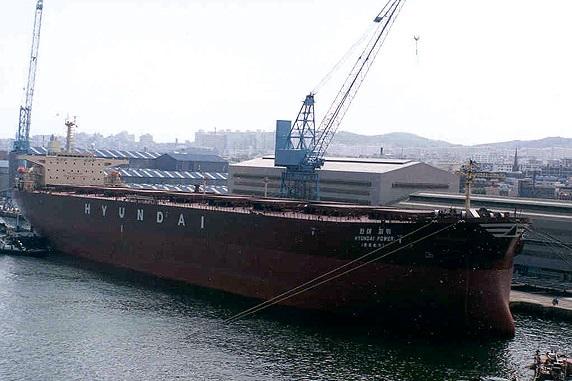 현대상선, 대우조선해양·삼성중공업과 함께 컨테이너선 발주 노린다