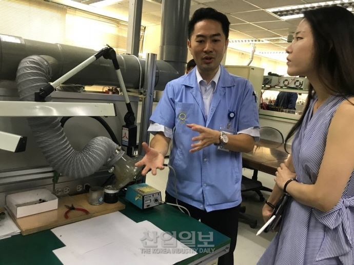[TAITRONICS 2018] CONQUER ELECTRONICS, 품질과 속도, 가격까지 다 잡았다
