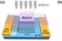 그래핀-실리콘 결합으로 광센서 성능 끌어올려