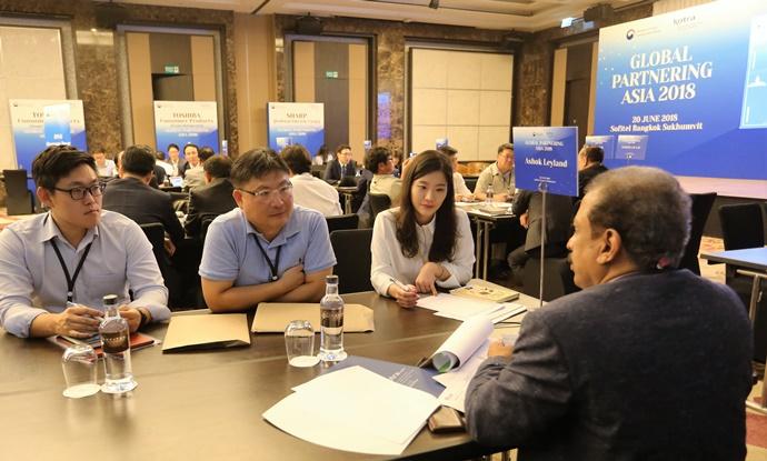 한국기업, 부품소재 글로벌밸류체인(GVC) 진입
