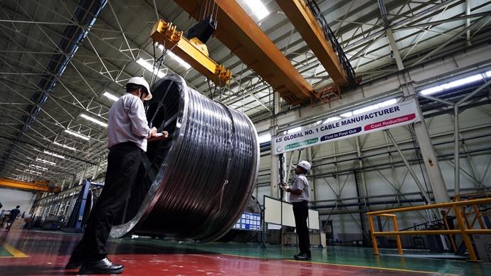 LS전선, 인도 안드라 프라데시주 전력청 4천만 달러 초고압케이블 공급