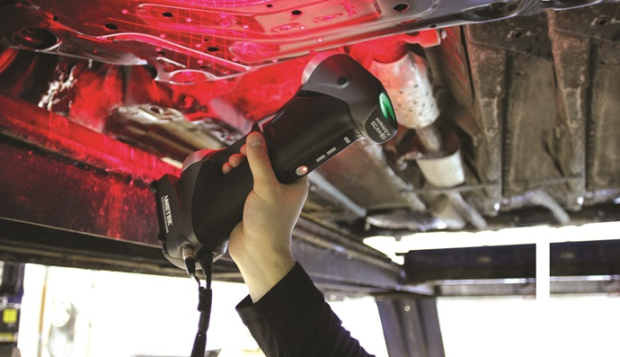 [2018 한국자동차제조산업전]크레아폼, 최첨단 3D 측정기기로 측정업계의 선구자 역할 맡아 - 다아라매거진 매거진뉴스