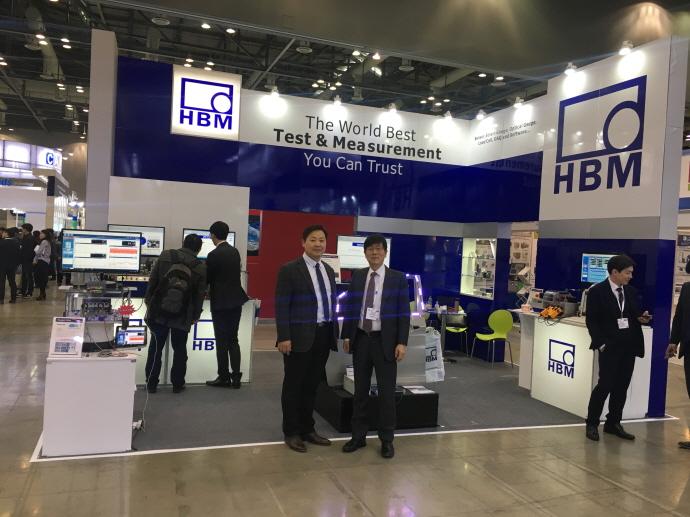 [한국자동차제조산업전] HBM Korea, '4천여 가지 계측장비?솔루션 제공이 성장 비결' - 다아라매거진 매거진뉴스