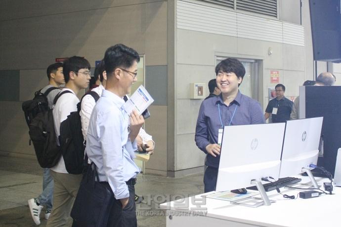 [포토뉴스] 나노코리아 2018, 4차 산업혁명의 기반 기술 현주소 제시