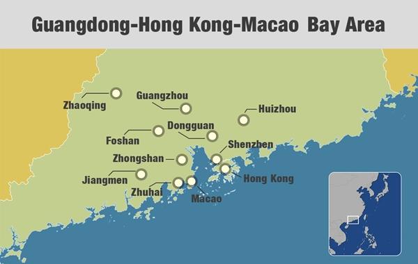 광동·홍콩·마카오, 중화권 미래 전략시장으로 주목