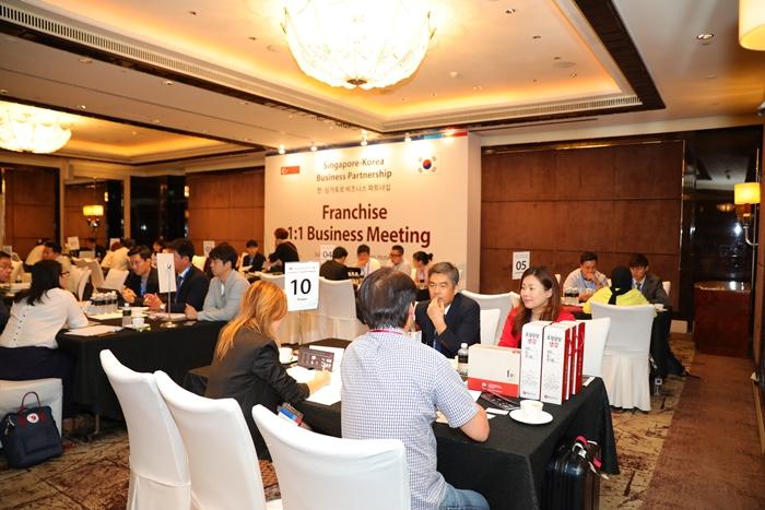 한국, 아세안 허브국가 싱가포르와 상생협력 기반 구축