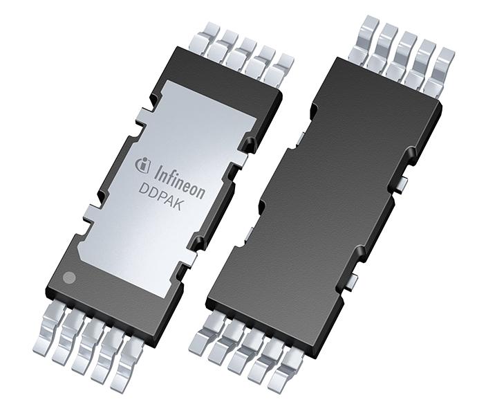 인피니언, 고전력 애플리케이션 용 상단 냉각 SMD 솔루션 DDPAK 출시 - 다아라매거진 제품리뷰