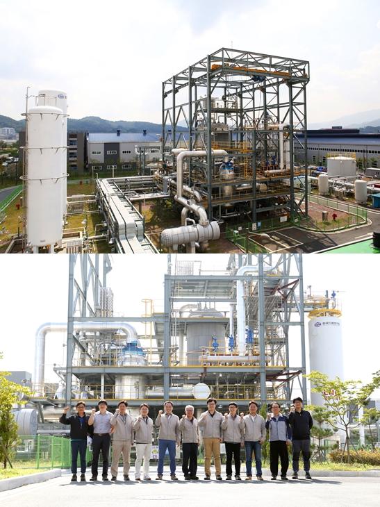 한국 해양플랜트·LNG·수소연료 추진선박 기술 분야 새로운 장 연다