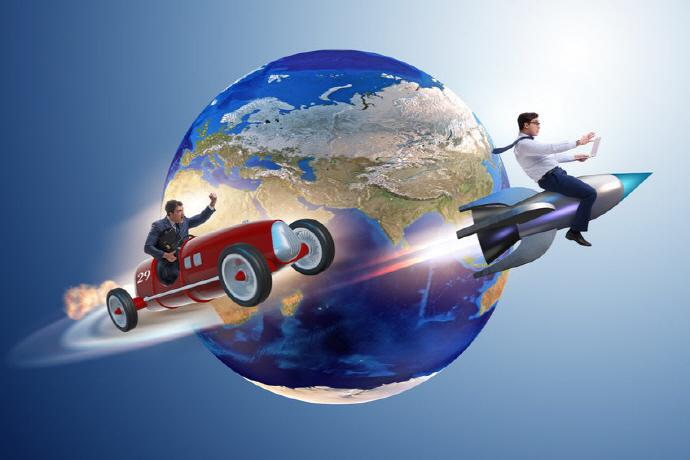 하늘을 나는 꿈의 자동차 '현실화' 되나
