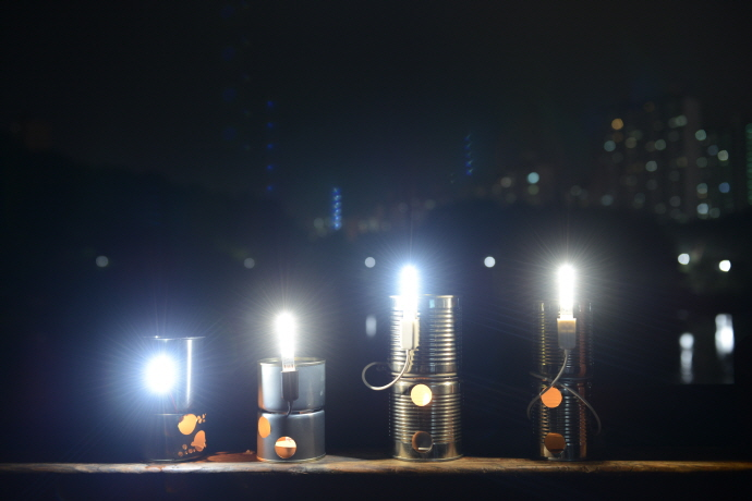 "[Environment] '빛과 소금'이 된 산업폐기물, ""지구를 지켜라"" - 다아라매거진 매거진뉴스"