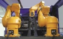 로봇 제조사-자동차 부품 제조사, 협력…생산력·...