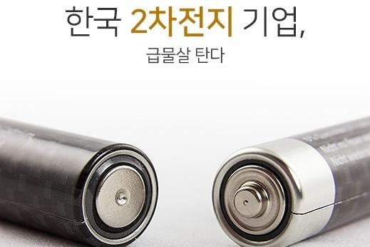 [카드뉴스] 한국 2차전지 기업, 급물살 탄다