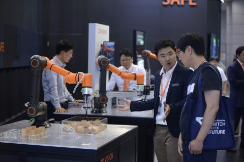 'Smart Industry, Smart Life!' 2018 로보월드, 10월 개최