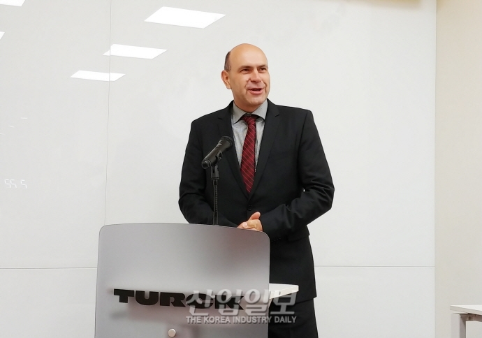 터크코리아 트레이닝센터 개소식…스마트공장 핵심 인력 배출할 것