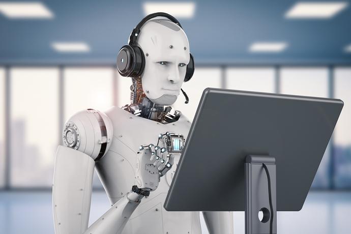 영국 콜센터 직원은 이제 인공지능 챗봇?