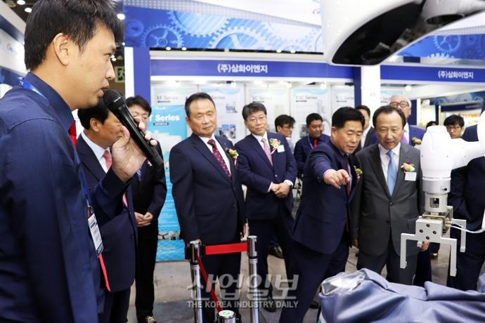 [포토뉴스] KOFAS 2018 개막, 11일부터 4일간 일산 킨텍스서 열려