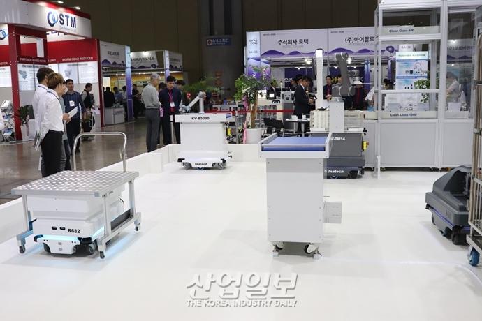 [포토뉴스]이제 내 옆에 협동로봇이?