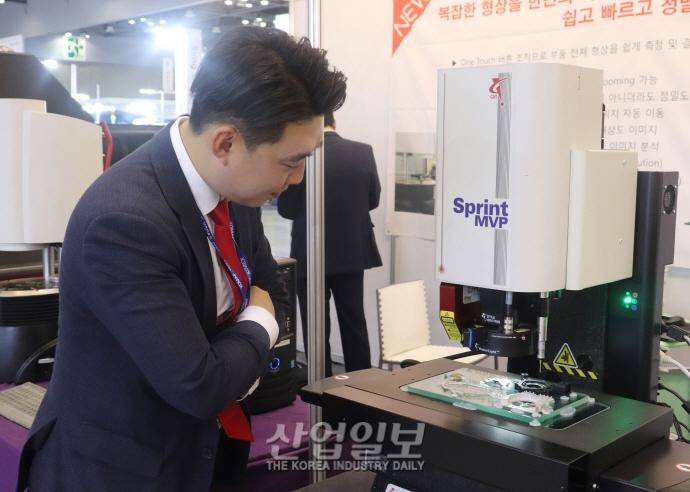 [포토뉴스] 4차 산업혁명 시대, '계측'도 융·복합이 대세