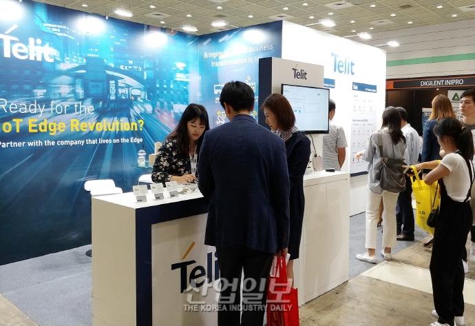 [2018 사물인터넷 국제전시회] 텔릿, IoT 플랫폼…브랜드별 PLC 관리 통합